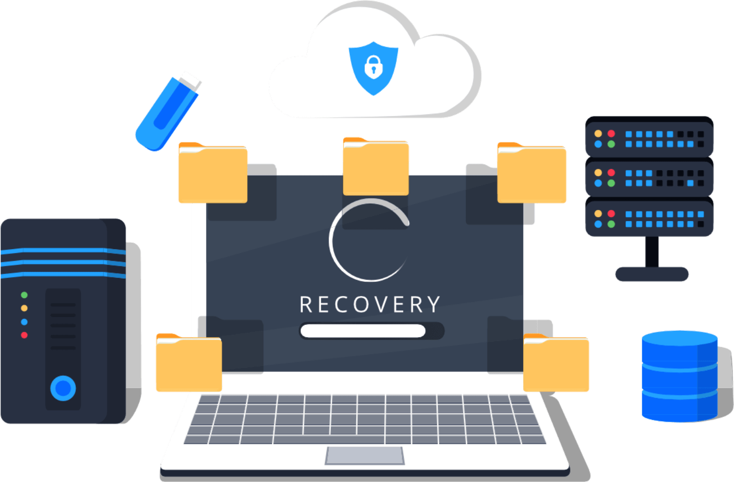 Disaster Recovery Services and Management